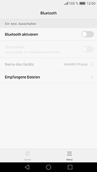 Huawei P9 Plus - Bluetooth - Geräte koppeln - 7 / 11