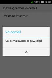"""Alcatel Pixi 3 - 3.5"""" - Voicemail - handmatig instellen - Stap 10"""