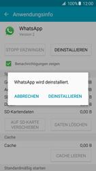 Samsung Galaxy A5 (2016) (A510F) - Apps - Eine App deinstallieren - Schritt 8