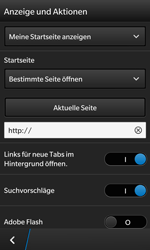 BlackBerry Z10 - Internet - Manuelle Konfiguration - Schritt 20