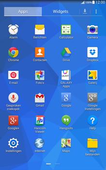 Samsung Galaxy Tab4 8.0 4G (SM-T335) - Internet - Uitzetten - Stap 3