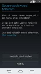 LG D620 G2 mini - Applicaties - Account aanmaken - Stap 12