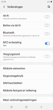 Samsung Galaxy J6 Plus - Netwerk - gebruik in het buitenland - Stap 8