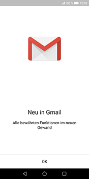 Huawei Honor 9 Lite - E-Mail - Konto einrichten (gmail) - Schritt 4