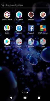 Sony Xperia XZ2 - E-mail - Manual configuration (gmail) - Step 3