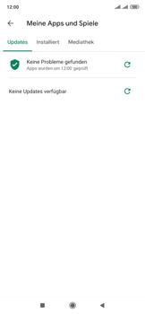 Xiaomi Mi Mix 3 5G - Apps - Nach App-Updates suchen - Schritt 6