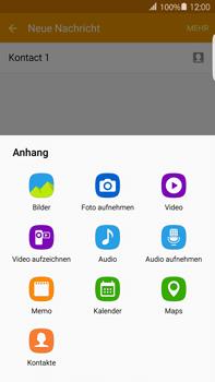 Samsung G928F Galaxy S6 edge+ - MMS - Erstellen und senden - Schritt 19