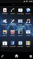 Sony Xperia Sola - WLAN - Manuelle Konfiguration - Schritt 3
