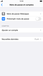 Apple iPhone 7 - iOS 13 - E-mail - Configuration manuelle - Étape 4