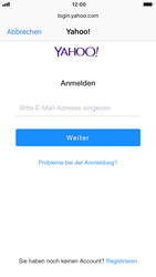 Apple iPhone 6 - E-Mail - Konto einrichten (yahoo) - 6 / 11