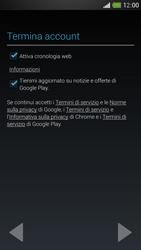 HTC One Mini - Applicazioni - Configurazione del negozio applicazioni - Fase 17
