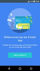 Sony Xperia X - E-Mail - Konto einrichten - 4 / 25