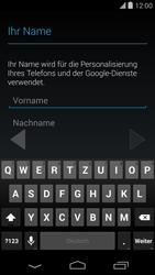 LG D821 Google Nexus 5 - Apps - Konto anlegen und einrichten - Schritt 5