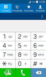 Samsung Galaxy J1 - Anrufe - Rufumleitungen setzen und löschen - 4 / 13