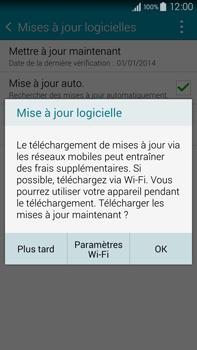 Samsung Galaxy Note 4 - Logiciels - Installation de mises à jour - Étape 8