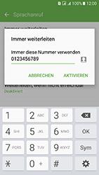 Samsung J510 Galaxy J5 (2016) DualSim - Anrufe - Rufumleitungen setzen und löschen - Schritt 12
