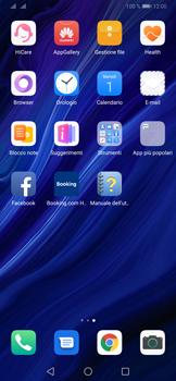 Huawei P30 Pro - Internet e roaming dati - Uso di Internet - Fase 3