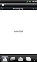 HTC Desire - E-Mail - Konto einrichten - 2 / 2
