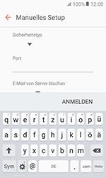 Samsung G389 Galaxy Xcover 3 VE - E-Mail - Konto einrichten - Schritt 10