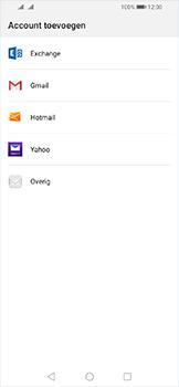 Huawei Y6 (2019) - E-mail - e-mail instellen: IMAP (aanbevolen) - Stap 4