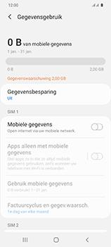 Samsung Galaxy S20 5G Dual-SIM eSIM SM-G981B - Internet - Uitzetten - Stap 7