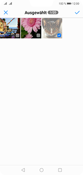 Huawei P20 Lite - E-Mail - E-Mail versenden - 14 / 17