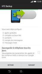 HTC Desire 610 - Premiers pas - Créer un compte - Étape 33