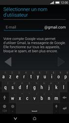 HTC Desire 610 - Premiers pas - Créer un compte - Étape 12