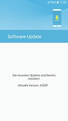 Samsung Galaxy A5 (2017) - Software - Installieren von Software-Updates - Schritt 8