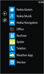 Nokia Lumia 610 - Apps - Herunterladen - Schritt 9