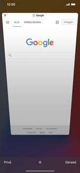 Apple iPhone 11 - iOS 14 - internet - hoe te internetten - stap 11
