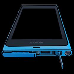 Nokia Lumia 800 - SIM-Karte - Einlegen - Schritt 4