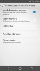 Sony Xperia Z3 Compact - Internet - Apn-Einstellungen - 0 / 0