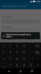 HTC Desire 816 - E-mail - Configuration manuelle - Étape 17