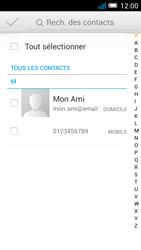 Alcatel OT-5036X Pop C5 - MMS - envoi d'images - Étape 5