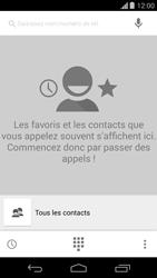 Motorola Moto G - Messagerie vocale - Configuration manuelle - Étape 4