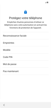 Samsung Galaxy Note 10+ - Premiers pas - Configuration de l