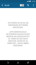 HTC One M9 - WiFi - WiFi-Konfiguration - Schritt 5