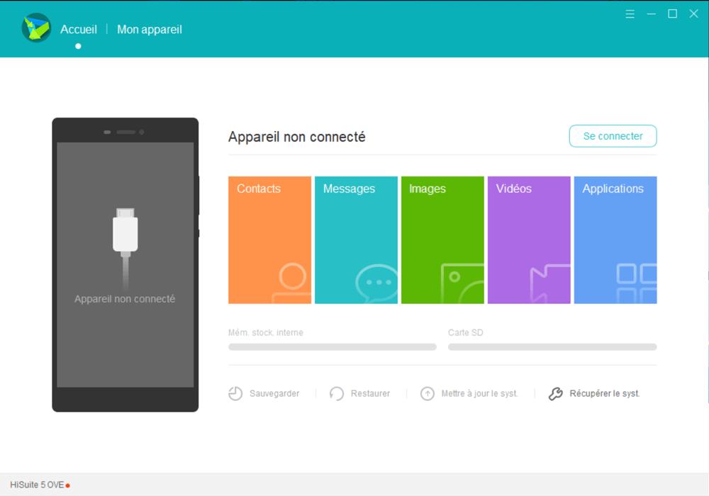 Huawei Y6 (2018) - Aller plus loin - Gérer vos données avec un ordinateur - Étape 4