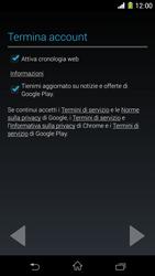 Sony Xperia Z1 - Applicazioni - Configurazione del negozio applicazioni - Fase 17