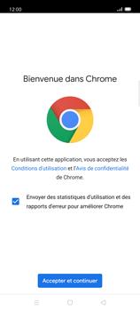 Oppo Find X2 Lite - Internet et connexion - Naviguer sur internet - Étape 4