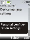 Nokia 2720 fold - MMS - Manual configuration - Step 5
