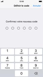 Apple iPhone 5s - iOS 11 - Sécuriser votre mobile - Activer le code de verrouillage - Étape 7