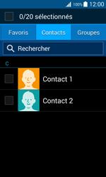 Samsung Galaxy Trend 2 Lite - Contact, Appels, SMS/MMS - Envoyer un MMS - Étape 6