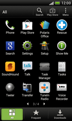 HTC T328e Desire X - Internet - Manual configuration - Step 3