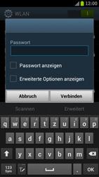 Samsung I9300 Galaxy S III - WLAN - Manuelle Konfiguration - Schritt 7