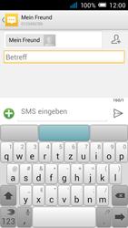 Alcatel Pop C7 - MMS - Erstellen und senden - 12 / 21