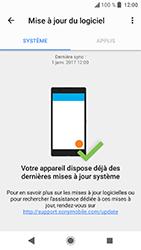 Sony Xperia XA2 - Aller plus loin - Mettre à jour le logiciel interne de votre mobile - Étape 7