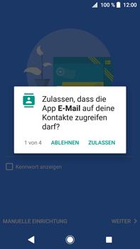 Sony Xperia XA2 Ultra - E-Mail - Konto einrichten (outlook) - Schritt 10
