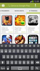 Samsung Galaxy S 4 Active - Applicazioni - Installazione delle applicazioni - Fase 14